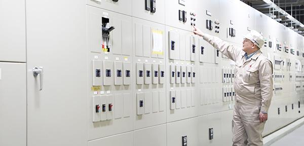 配電制御システム事業