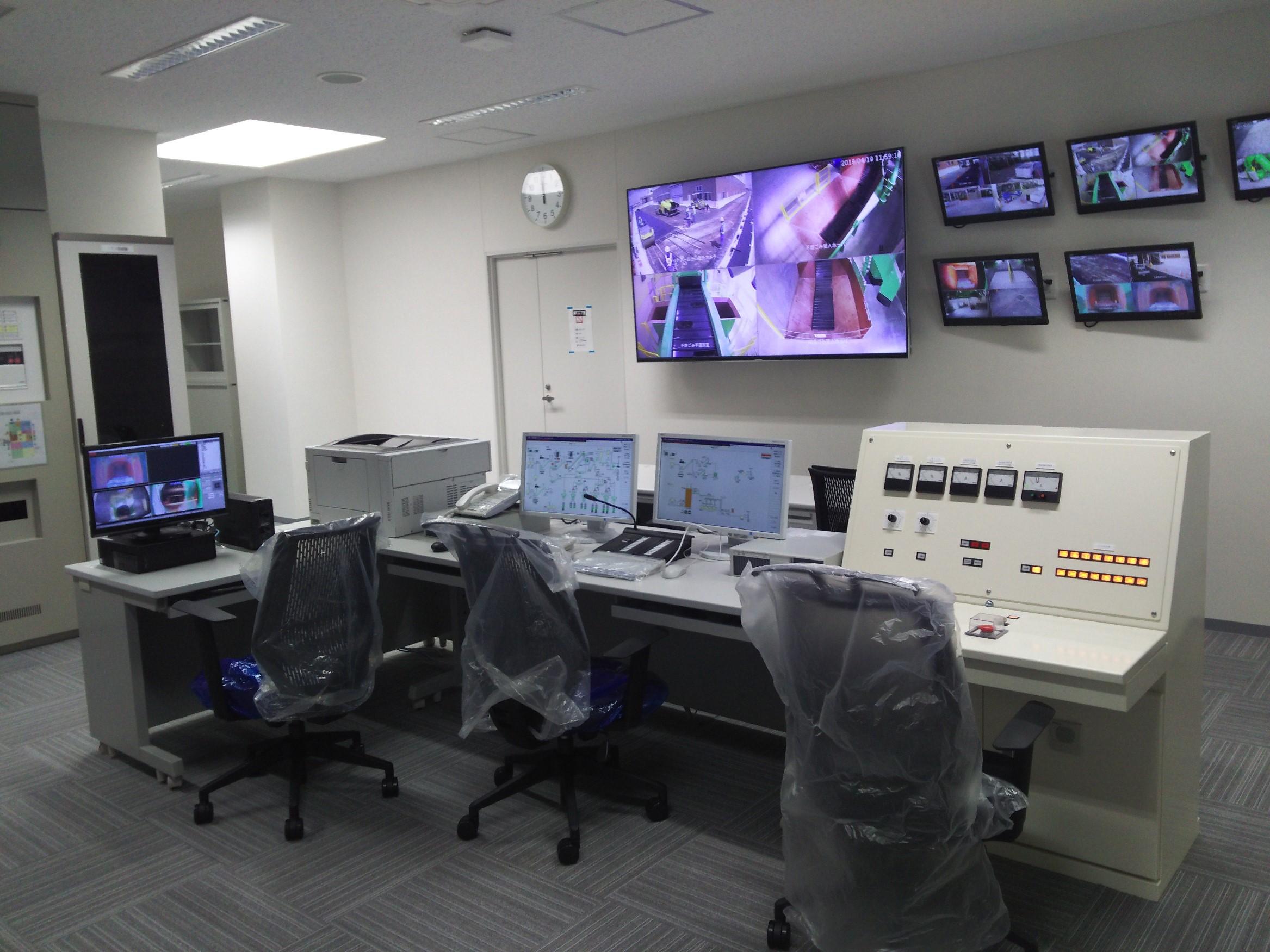 プラント監視制御システム
