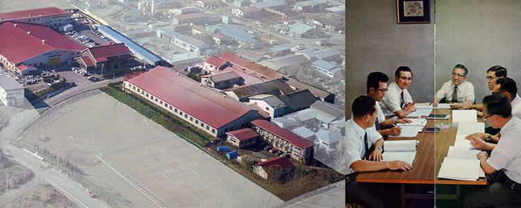青森県弘前市で配・分電盤を製造し始めて2020年で48年