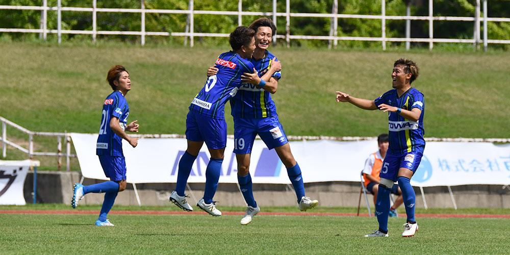 ラインメール青森FC(日本フットボールリーグ)